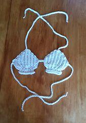 Ravelry: Shell bikini pattern by k factor stitches
