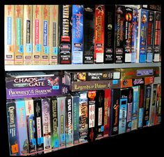 PC Big Box game collection
