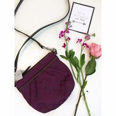 Spotted while shopping on Poshmark: NWT Coach Authentic Grape Cross Body! #poshmark #fashion #shopping #style #Coach #Handbags