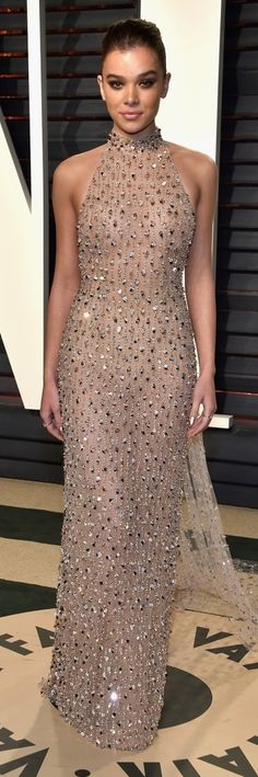 102 Awesome Oscars Weekend Outfits You Didn't See - but Can't Miss - Hailee Steinfeld