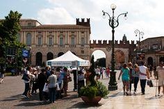 Piazza Bra´ (Verona, Italy)