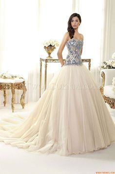 Vestidos de noiva Delsa P7444 Perle di Delsa 2014
