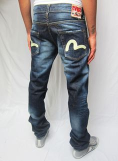Here at Stush Clothing we have a huge variety of Evisu Jeans which our customers seem to have taken a huge liking to.