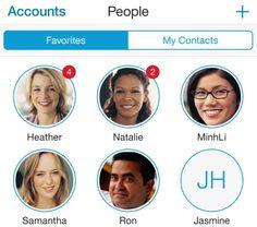 IBM Verse allows integration of social media, sharing of files and analytics
