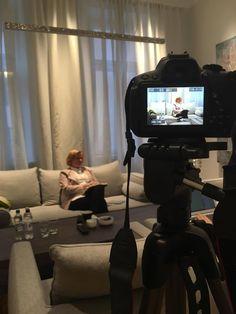 We had an interesting interview with president of TES (Tekniikan edistämissäätiö).