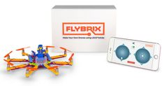 A set for transforming LEGO bricks into a drone. | 26 Incredibly Cool Gifts Your Kids Haven't Gotten Yet