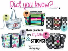 How much does your Thirty One bag hold? To see this and other amazing bags, go t. - Candice Home Thirty One Uses, My Thirty One, Thirty One Gifts, Thirty One Products, Baby Products, 31 Party, Party Shop, Host A Party, Thirty One Facebook