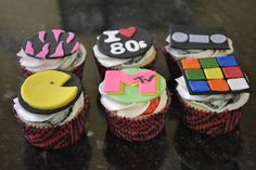 http://thecupcakeblog.com/wp-content/uploads/2012/07/80s-themed-cupcakes.jpg
