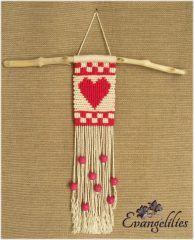 Μακραμέ Η Τέχνη Των Καλλιτεχνικών Κόμπων Macrame Tutorial, Bracelet Tutorial, How To Wrap Flowers, Macrame Projects, Macrame Patterns, Knots, Weaving, Tapestry, Texture
