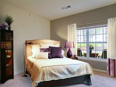 Captivating Mesmerizing Corner Bed Placement Gallery   Best Inspiration Home .