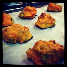 Sweet Potato Biscuits - Paleo and Gluten Free! Perfect for your Thanksgiving Meal!