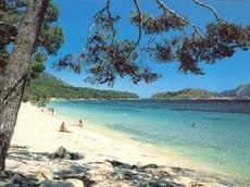 playa formentor majorque