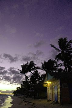 Dawn at Playa Bavaro | Dominican Republic (by Space Ritual)