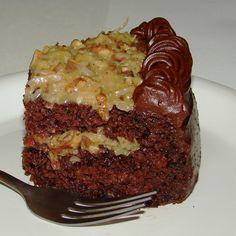 German Chocolate Cake   Kitchen Corner-Try It: German Chocolate Cake