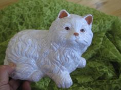 Terracotta Cat Figural very good by ChinaGalore on Etsy
