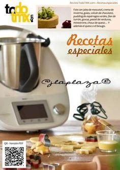 """Cover of """"Recetas especiales"""""""