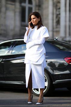 The crème de la crème of street style from Paris Fashion Week