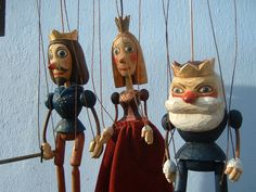 #marionnettes #marionetten #poppentheater #puppetry #puppet
