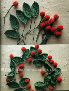 Remarkable Tips For An Incredible Shabby Chic Christmas Improving your home can be done for a number of reasons. Shabby Chic Christmas Decorations, Christmas Wreaths, Christmas Crafts, Christmas Ornaments, Xmas, Crochet Wreath, Crochet Crafts, Crochet Projects, Crochet Flower Patterns