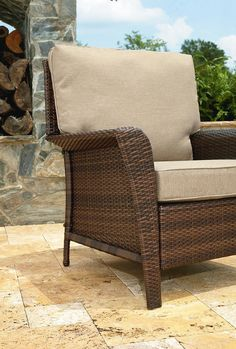 Members Mark Heritage Chaise Lounge Chair Sams Club For The Home Patio Furniture