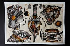 Heart and dagger is amazing. Neotraditionelles Tattoo, Berg Tattoo, Occult Tattoo, Tatto Old, Tattoo Blog, Tattoo Drawings, Body Art Tattoos, Sleeve Tattoos, Traditional Tattoo Inspiration