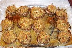Olive Garden Stuffed Mushrooms (copycat )
