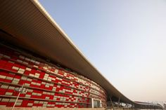Ferrari World in Abu Dhabi | Benoy Architects | Archinect