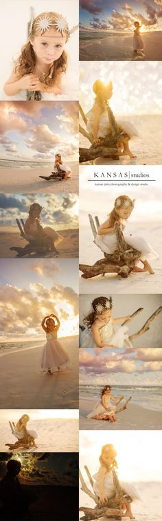 beach angel {santa rosa beach children's beach photographer} | kansas studios | kansas pitts photography