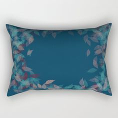 Don't care for the square? Wrangle in a rectangle! The rectangular pillows have all the nap-quality comfort and vibrant design of our square throw pillows—they're just a little bit extra. Available in four sizes (small, medium, large and extra large) and all measurements are made without pillow insert. - 100% polyester twill fabric - Double-sided print - Includes faux down pillow insert - Individually cut and sewn by hand - Every orde...