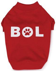 BOL=Bark Out Loud :)