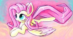 Fluttershy flying mlp fim my little pony friendship is magic