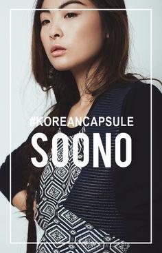SOONO AW14/15 Photography: Mamen Fajardo // Model: Chacha Huang // Hair & MUA: Mario Rubio