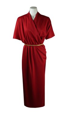 Baylis & Knight Red Kimono WRAP Short Sleeve Wiggle MIDI Pencil Dress Dita Burlesque Bombshell Classic Pin Up Oriental Japanese Geisha by BaylisandKnight on Etsy https://www.etsy.com/uk/listing/242131777/baylis-knight-red-kimono-wrap-short