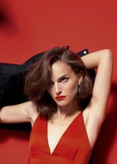 Nathalie Portman pour Dior