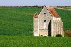 chapelle templière Commanderie de Saint Martin des Champs, la Ferté-Gaucher 77