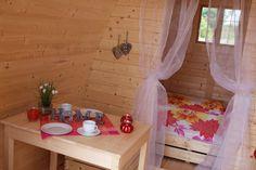 Campingpod 4,00 m