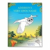 My Very Own® Name Coloring and Activity Book