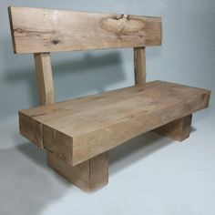 Courtyard bench? - £209