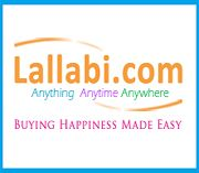 Lallabi is an online #shopping mall which provides all #personal services and shopping #activities under one roof.   our services are #fooddelivery, #supermarket, #matrimony, #realestate, #socialmedia, #news & many more.  For more Details click here.