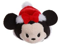 Disney Fan Collector: Los Tsum Tsum se preparan para la Navidad
