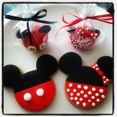 Treats at a Mickey Mouse Party #mickeymouse #partytreats
