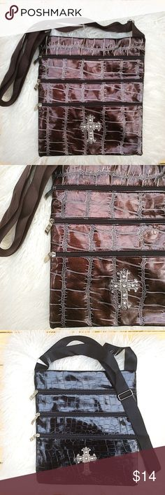 Cross Side Purses -Brand New -Never Used -Perfect Condition Bags