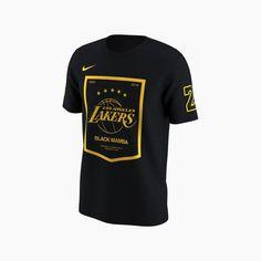 Nike Marks Kobe Bryant Jersey Retirement With  Black Mamba  Sneakers e6022e8a3fc