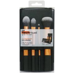Real Techniques Core Collection Make-up-Pinsel-Set für das Gesicht