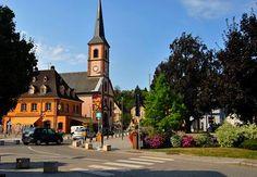 Niederbronn les Bains, Bas-Rhin, Alsace ©Julien Werckmann