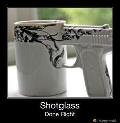 perfect shot or perfect cup?