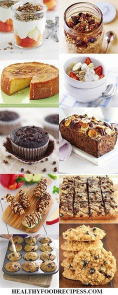 Start Your Day With This Super Healthy, Easy To Make And Delicious Desserts - Healthy Food Recipes