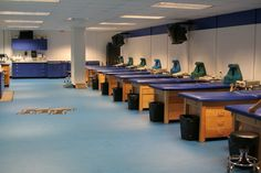 MTSU Athletic Training Room in Murphy Center