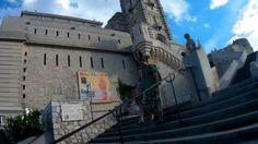 La iglesia de Notre Dame en Marsella