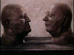Jan  Svankmajer - Dimensiones del diálogo (1982) - Pieza integrada por tres actos, en cada uno de los cuales se exponen situaciones alegóricas de la dificultad de consenso y acuerdo durante la comunicación humana.